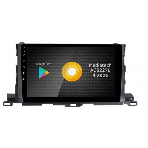 Купить Автомагнитола ROXIMO S10 RS-1112 Toyota Highlander 3 (Android 8.1)