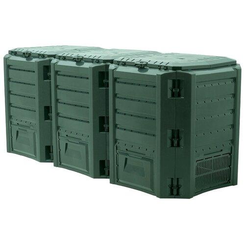 Компостер Prosperplast IKSM1200Z-G851 (1200 л) зеленый по цене 12 690