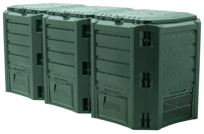 Компостер Prosperplast IKSM1200Z-G851 (1200 л)