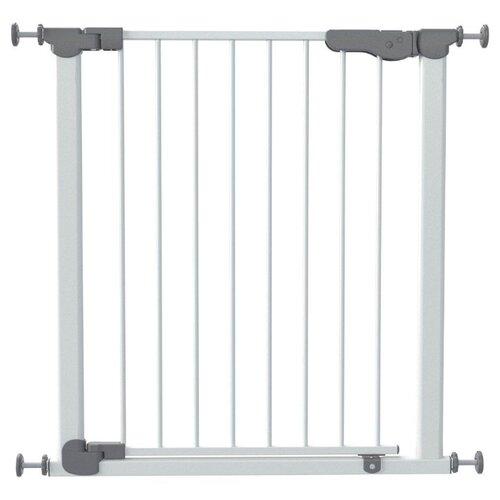 Купить Safe & Care Ворота безопасности Auto 73-80.5 см белый, Ворота безопасности, перегородки