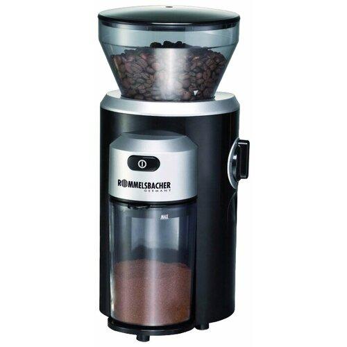 Кофемолка Rommelsbacher EKM 300 черный/серебро