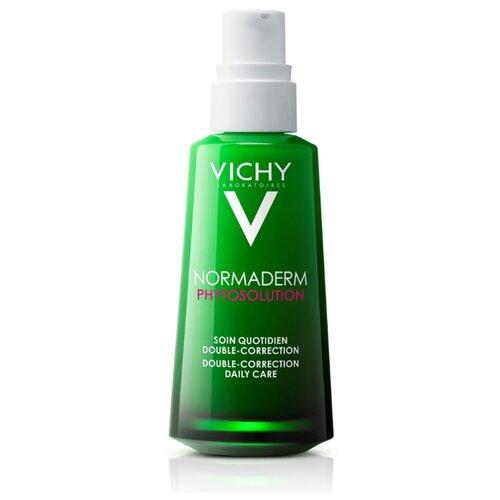 Vichy Корректирующий уход двойного действия Normaderm Phytosolution, 50 мл глубокое очищение три актив 3в1 125мл vichy normaderm