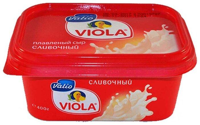Сыр Valio плавленый сливочный 60%