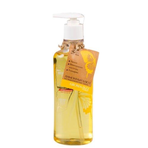Aroma Jazz масло Лимонный блюз антицеллюлитное 350 мл масло для тела aroma jazz aroma jazz ar045lwdcol7