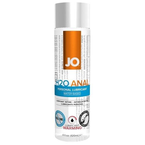 Гель-смазка JO H2O Anal Warming 120 мл флакон