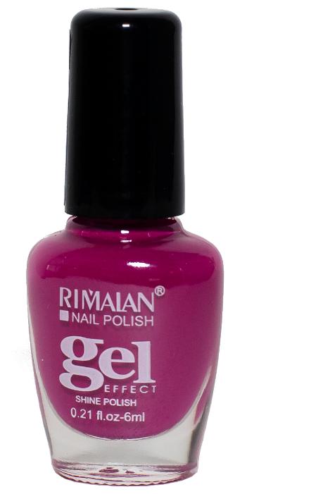 Лак Rimalan Gel Effect, 6 мл
