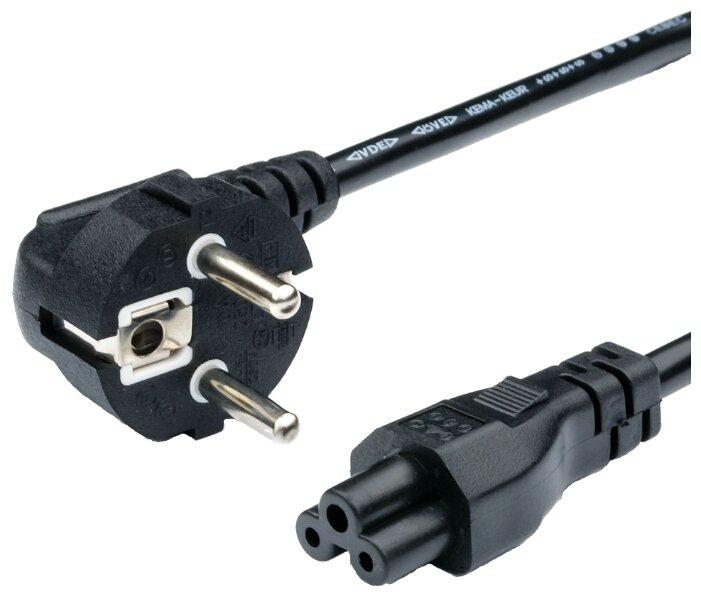 Кабель Atcom CEE 7/7 - IEC C5 (AT15270) 1.8 м