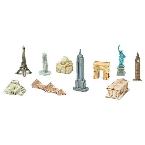 Игровой набор Safari Ltd Вокург света 679604, Игровые наборы и фигурки  - купить со скидкой