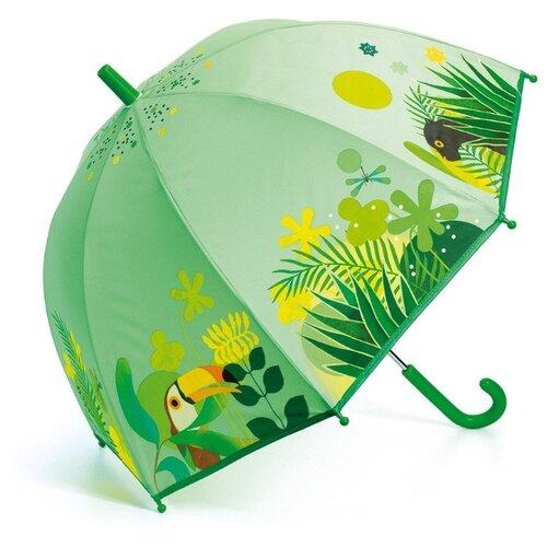 Зонт DJECO зеленый/желтый