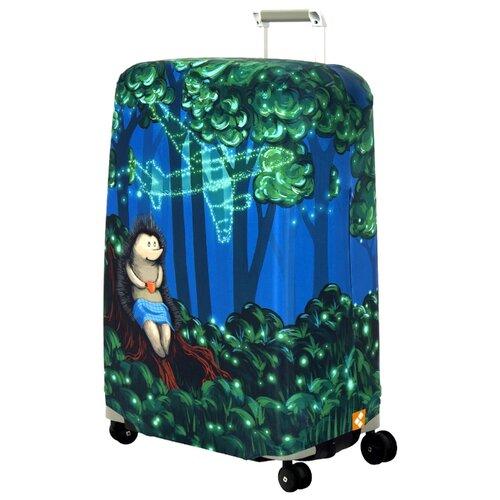 цена на Чехол для чемодана ROUTEMARK Sparky SP240 L/XL, зеленый