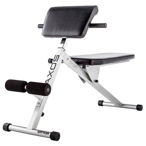 Скамья KETTLER Axos Combi-Trainer черный/серый kettler теннисный стол всепогодный kettler axos outdoor 1