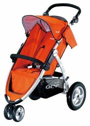 Прогулочная коляска Baby Ace TS043