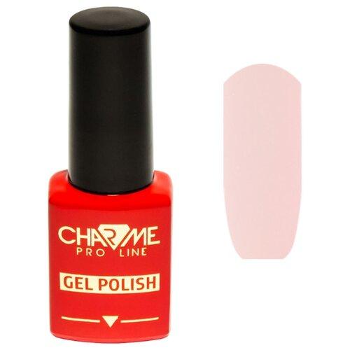 Гель-лак для ногтей CHARME Pro Line Skin Nude, 10 мл, оттенок 01 гель лак mollon pro hss diva 8 мл оттенок 220 sensuality