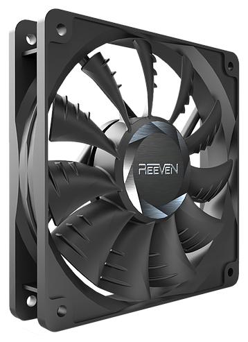 Система охлаждения для корпуса Reeven EUROS (RA1225F20C-P)