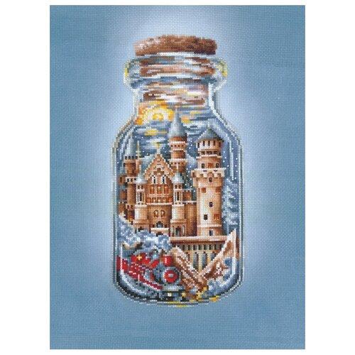 Купить Сделай своими руками Набор для вышивания Поезд в сказку 13 x 28 см (П-48), Наборы для вышивания