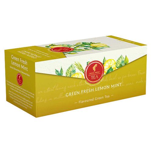 Чай зеленый с лимоном Julius