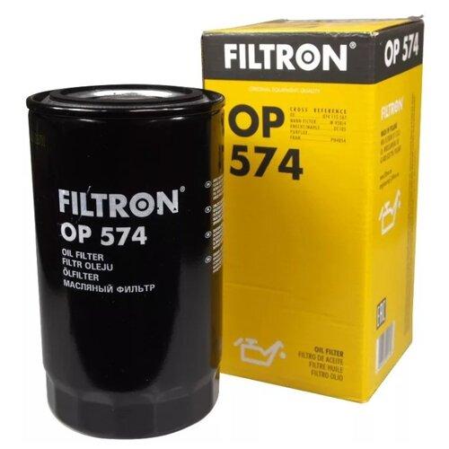 Масляный фильтр FILTRON OP 574