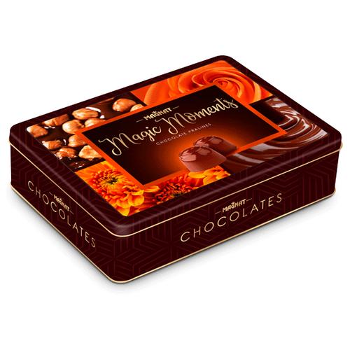 Набор конфет Magnat Magic Moments молочный шоколад, 216 г magnat vector 205