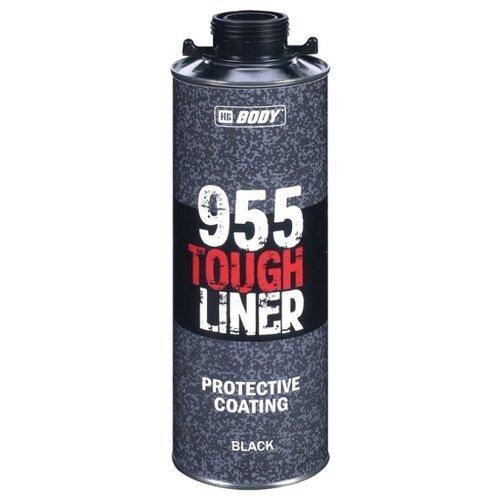 Антикор HB BODY TOUGH LINER 955 0.6 л баллончик черный