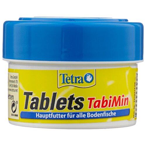 Сухой корм Tetra Tablets TabiMin для рыб 58 шт. 30 мл 18 г