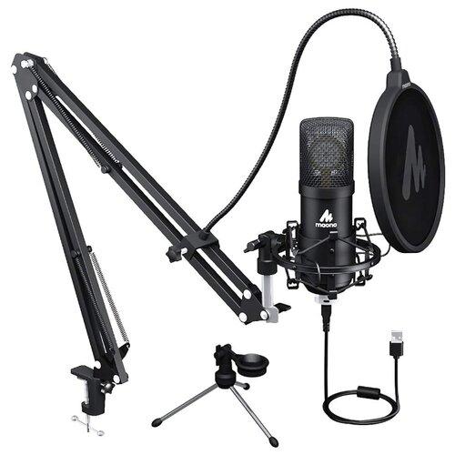 Микрофон Maono AU-A425 Plus, черный