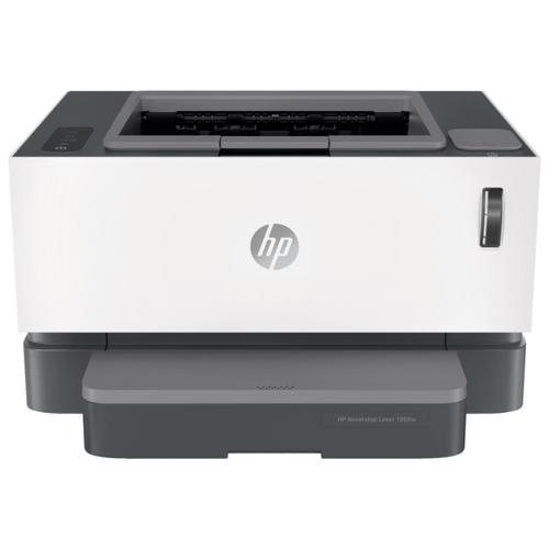 Фото - Принтер HP Neverstop Laser 1000w белый/черный блок фотобарабана hp 104 w1104a черный ч б 20000стр для hp neverstop laser 1000a 1000w 1200a 1200w