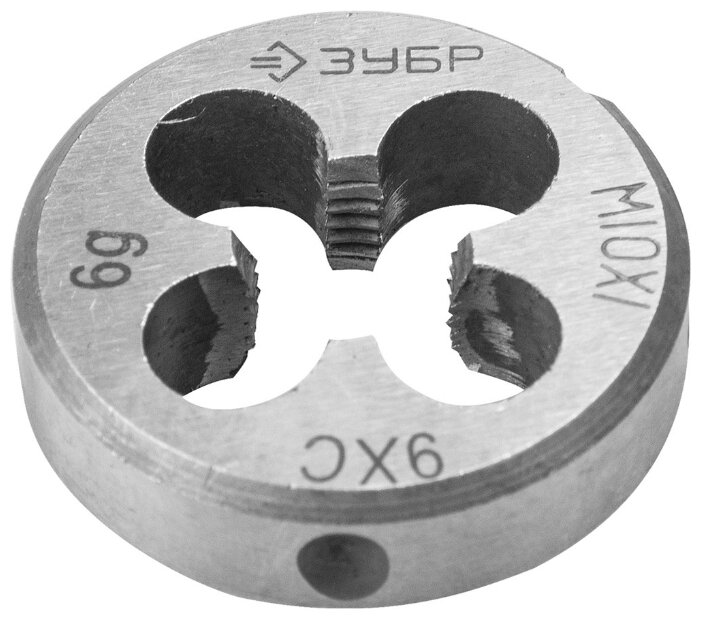 Плашка ЗУБР 4-28022-10-1.0