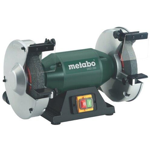 Станок для заточки универсальный Metabo DSD 200 станок для заточки универсальный sturm bg6015l