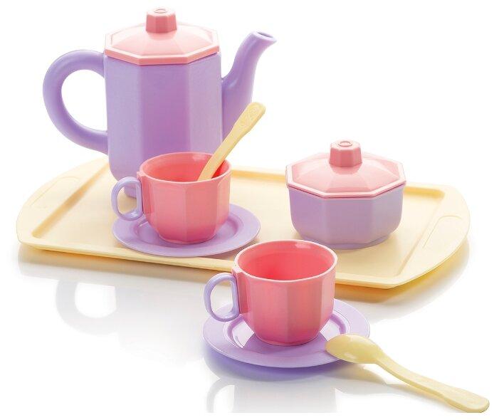 Набор посуды ОГОНЁК Чайный набор Принцесса
