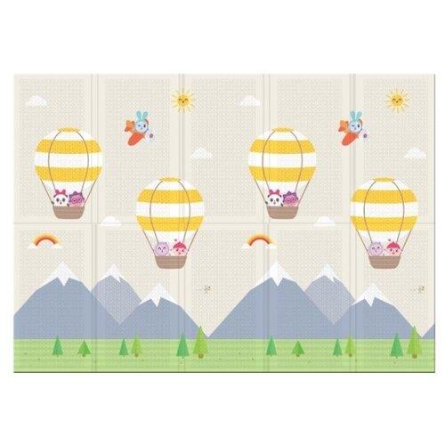 Купить Коврик Parklon Portable Малышарики (PM-421-MM), Игровые коврики