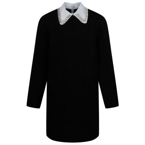 Купить Платье N° 21 размер 164, черный, Платья и сарафаны