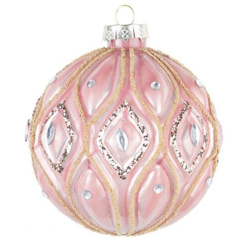 Набор шаров KARLSBACH 08499, розовый