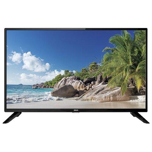 Телевизор BBK 32LEM-1045/T2C 32 (2017) черный led телевизор bbk 32 lem 1045 t2c