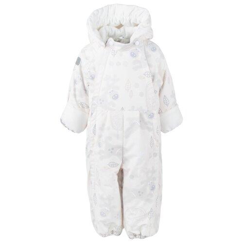 Купить Комбинезон-трансформер KERRY TERRY K20403 размер 62, 1000 белый/бежевый, Теплые комбинезоны