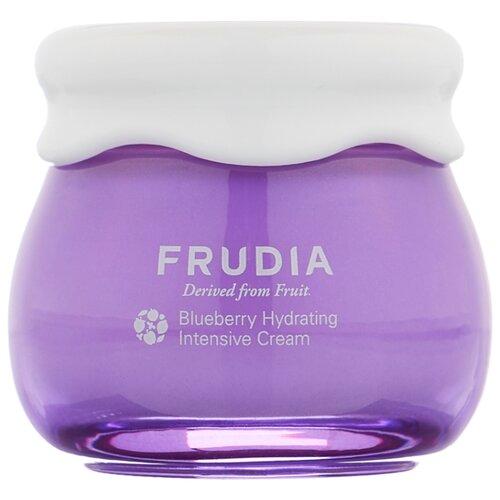 Купить Frudia Blueberry Hydrating Intensive Cream Интенсивно увлажняющий крем для лица с экстрактом черники, 55 г