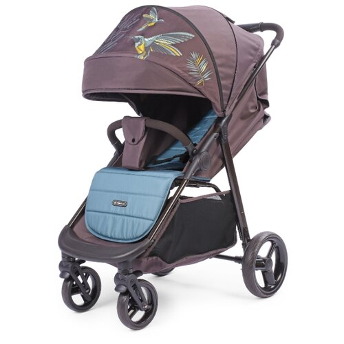 Прогулочная коляска Happy Baby Ultima V2 X4 birds