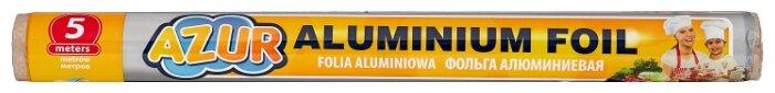 Фольга алюминиевая /рулон/ 0,29х5м