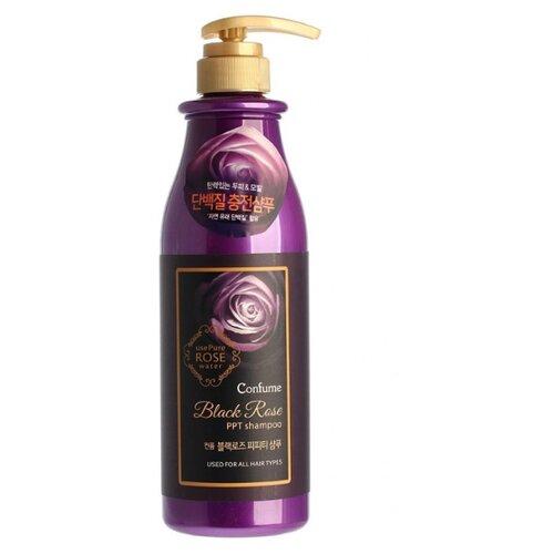 Welcos шампунь Confume Black Rose PPT 750 мл с дозатором недорого