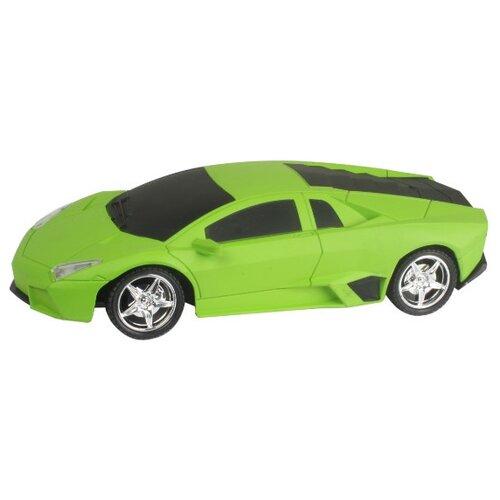 Легковой автомобиль 1 TOY Спортавто (T13851/T13852/T13853) 1:24 20 см зеленый легковой автомобиль 1 toy спортавто t13833 t13834 t13835 1 24 20 см оранжевый