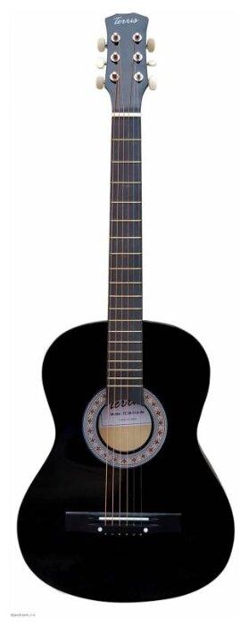 Гитара вестерн Terris TF-3802A BK