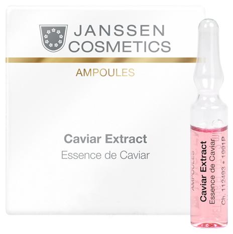 Эссенция Janssen Cosmetics Caviar extract Экстракт икры