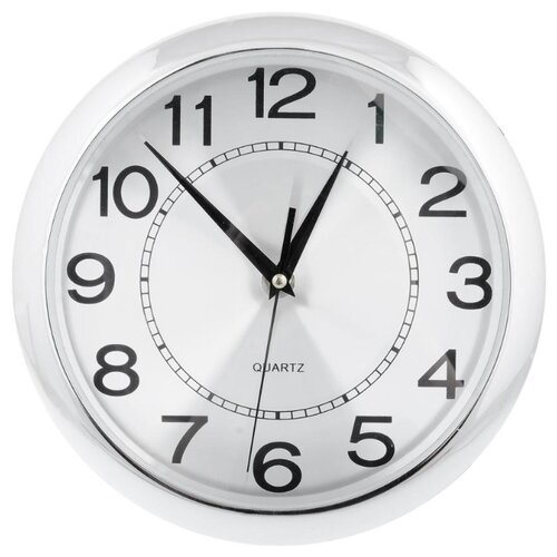 Часы настенные кварцевые Yiwu Ruisheng Daily Necessities Хром хром