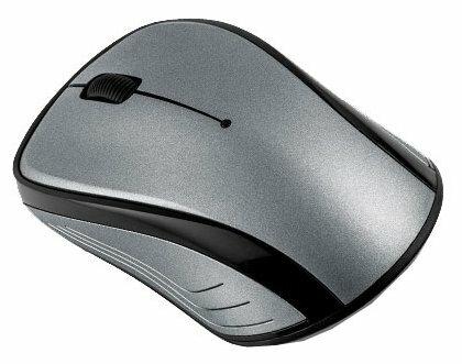Мышь ACME MW13 Silver-Black USB