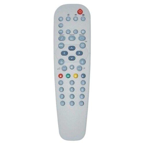 Фото - Пульт ДУ Huayu RC-19039001 для телевизоров Philips 14PT2666/14PT2666-01/14PT2666-05/14PT2666-05R/14PT2666/5815PT2967, серый пульт ду huayu rc 19335019 01 для телевизоров philips 14pf6826 26pf8946 20pf8846 17pf8946 серый