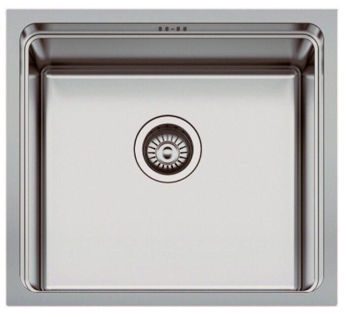 Врезная кухонная мойка Seaman ECO Roma SMR-4944AК 49х44см нержавеющая сталь — купить по выгодной цене на Яндекс.Маркете