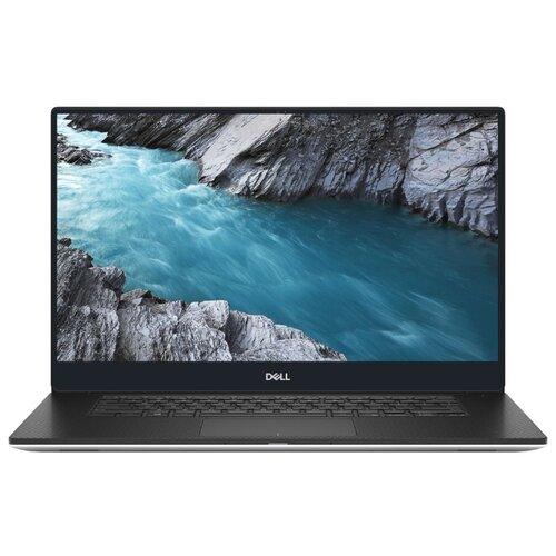 Купить Ноутбук DELL XPS 15 7590 (Intel Core i9 9980HK 2400MHz/15.6 /1920x1080/32GB/1000GB SSD/DVD нет/NVIDIA GeForce GTX 1650 4GB/Wi-Fi/Bluetooth/Windows 10 Pro) 7590-9775 серебристый