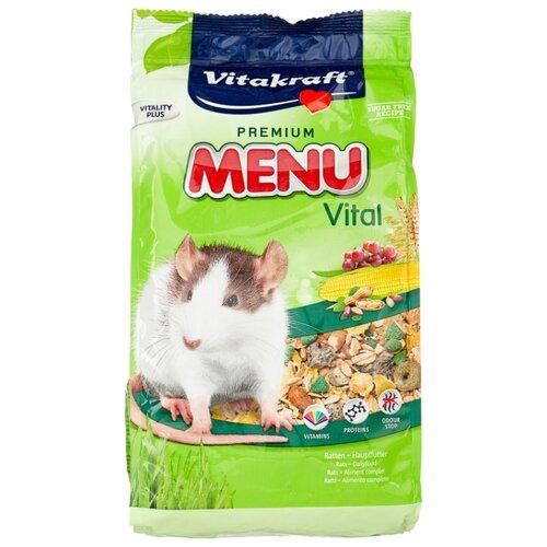 Корм для крыс Vitakraft Premium Menu Vital 1 кг