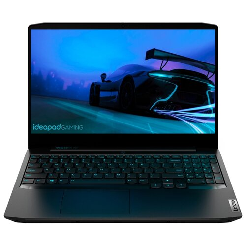 Ноутбук Lenovo IdeaPad Gaming 3 15IMH05 (81Y4006YRU), onyx black ноутбук lenovo ideapad 320s 13 81ak009wru
