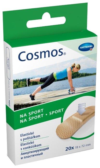 Cosmos Sport пластырь амортизирующий, 20 шт.