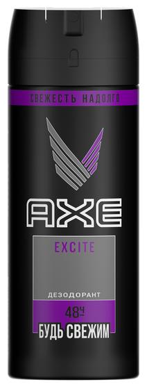 Дезодорант спрей Axe Excite